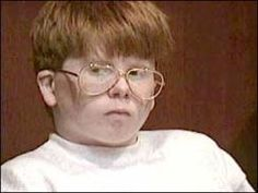 Eric Smith (born January 22, 1980) is an American criminal, incarcerated for the murder, sexual abuse and mutilation of four-year-old Derrick Robie (born October 2, 1988) on August 2, 1993, in Steuben County, New York.