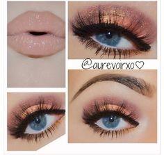 Beautiful mink lashes