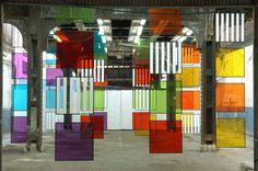 Daniel Buren – Bortolami Gallery