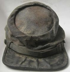 This civil war kepi represents a Texas Brigade also know as Hood's Brigade that distinguished itself for its fierce tenacity and fighting capability during the American Civil War.
