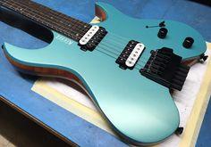 Kiesel Guitars Carvin Guitars  Vader.