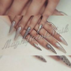 Nov/Dec '15 back to stiletto's! ♥ my claws!