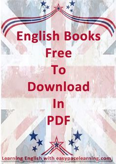 English books for free to help with learning English English Books Pdf, English Resources, English Reading, English Activities, English Fun, English Study, English Words, Books To Improve English, Learn English For Free