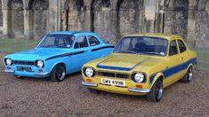Escort Mk1, Ford Escort, Ford Rs, Ford Sierra, American Classic Cars, British Sports Cars, Ford Capri, Old School Cars, Ford Motor Company