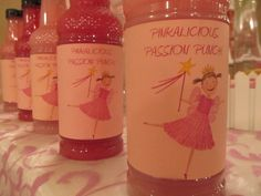 Pinkalicious Pajama Party details