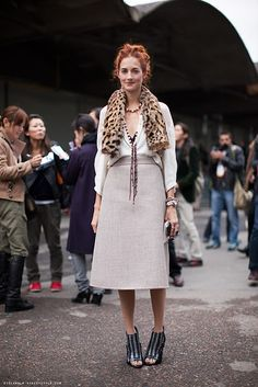 Taylor Tomasi Hill, Accessories Director of Marie Claire U.S.