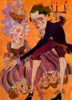 Natalie Ascencios 'School for Visual Scandal' hahah fun :) History Of Illustration, Line Illustration, Art Connection, Master Studies, Theatre Costumes, French Girls, Illustrators, Street Art, Artsy