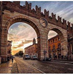 Verona (portal), Vêneto, Itália
