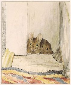Tale of Two Bad Mice - Beatrix Potter