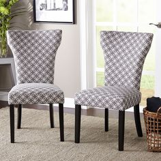 Crafted With Contemporary Style, The Stella Dining Chair Is The Perfect  Addition For Your Dining