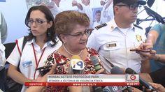 MINSAL activó el protocolo de atención a víctimas de violencia física