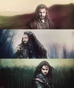 The Hobbit / Fili, Thorin & Kili - The Hobbit Fan Art (36766783 ...