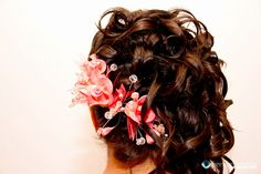 Quinceanera Hair. Copyright Daoud Awad of FreeAgent Media. www.get-known.com