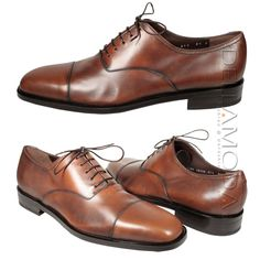 """Need a new pair of these. Ferragamo Mens Shoes """"Bruce"""" Designer Italian Shoes for men (SF03)"""