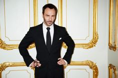 The Business of Being Tom Ford, Part I - BoF - The Business of Fashion