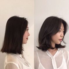 Short Hair with Bangs – 40 Seriously Stylish Looks Asian Short Hair, Medium Short Hair, Short Hair With Bangs, Short Hair Cuts, Medium Hair Styles, Curly Hair Styles, Asian Hair Bangs, Korean Short Hairstyle, Short Shag Hairstyles