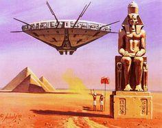 Teoria potrivit căreia piramidele au fost construite plecându-se de la pietre sintetice revine în actualitate.
