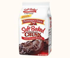 Soft Baked Pepperidge Farm Cookies - one of the best things on earth!