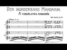 Béla Bartók - The Miraculous Mandarin (1924) - YouTube