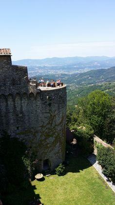 Fosdinovo castle near Massa: authentic medieval beauty!
