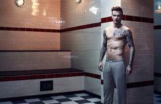 David Beckham H Underwear Video Fall 2013