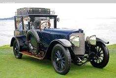 1915 Mercedes 28/60 hp