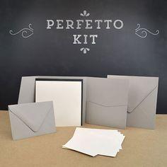 Perfetto Pocket Invitation Kit