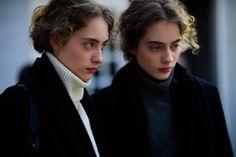 Lia + Odette Pavlova   Paris
