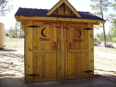 outhouses | Out House - Provide yourself & your guests with delightful ...