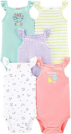 Flutter Tank Bodysuits Flutter Tank Bodysuits Ashley I have Baby Girl Flutter Tank Bodysuits from Carters Shop clothing 038 accessories nbsp hellip Baby Boy, Carters Baby Girl, Baby Girls, Infant Girls, Toddler Outfits, Girl Outfits, Boy Shoes, Baby Girl Outfits, Carters Baby