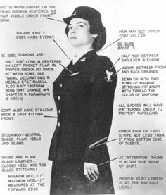 wwII waves uniform poster - Google Search