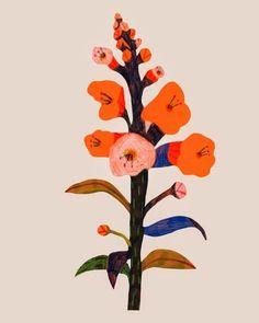 Floral art!
