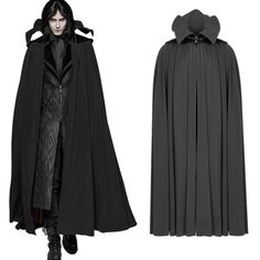 Cutaway, Victorian Men, Victorian Gothic Fashion, Gothic Mode, Long Cape, Rave, Boudoir, Gothic Accessories, Black Suits