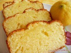 Cake au citron de Sophie Dudemaine