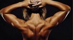 Rücken- und Schultertraining für Frauen - Muskelaufbau Rücken