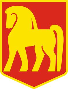Coat of arms for the municipality of Levanger (kommune), Norway