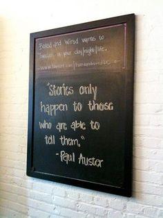 Stories. Paul Auster.