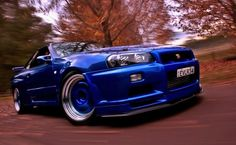 Nissan GTR R34
