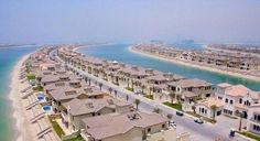 Пальма Джумейра - элитный остров в Дубай, ОАЭ. - Путешествуем вместе
