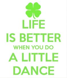 """""""Life is better when you do a little dance"""" at any age. So join us tonight at 7pm at #BJDance for Mature Dancers Class Night. http://www.bjsdance.com.au/?p=whatson_key=sYXtvx8RMq6cS34Zs0BDShi3C==189"""