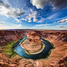 Horseshoe Bend, Grand Canyon- 5 Views of the Grand Canyon