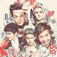 I love this edit | One Direction