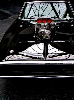 'Need For Speed' The Movie, Bring In The Muscle.....American Muscle! Hit the image to watch 'behind the scenes' footage.