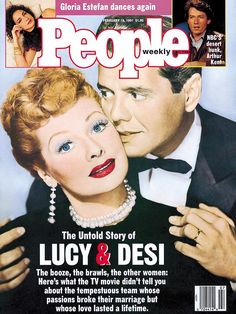 Cover Story: The Real Story of Desi and Lucy – Vol. 35 No.6