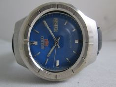 100% AUTHENTIC VINTAGE SEIKO AUTOMATIC 21J FOR MENS WEARING JAPAN MADE WATCH  #SEIKO #CartoonIdolcasualdress Favre Leuba, Seiko Automatic, Menswear, Japan, Watches, How To Wear, Vintage, Okinawa Japan, Wristwatches
