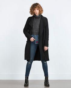 Zara SS2016 WOOL COAT