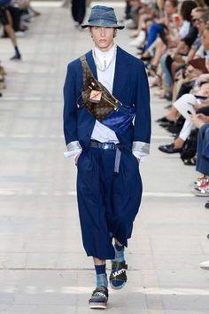 Louis Vuitton Spring/Summer 2018 Menswear Collection | British Vogue