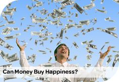 Can money buy happiness? Bob Greene offers a research-based answer to this hotly debated question.