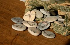 gotta start hunting for flat stones for a new set of runes!