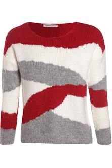Pulls, Sweaters, Fashion, Pink And Green, Woman Clothing, Full Sleeves, Trending Fashion, Womens Fashion, Moda